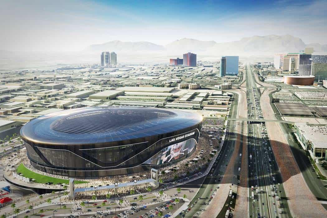 Nevada hard money lender Raiders Stadium