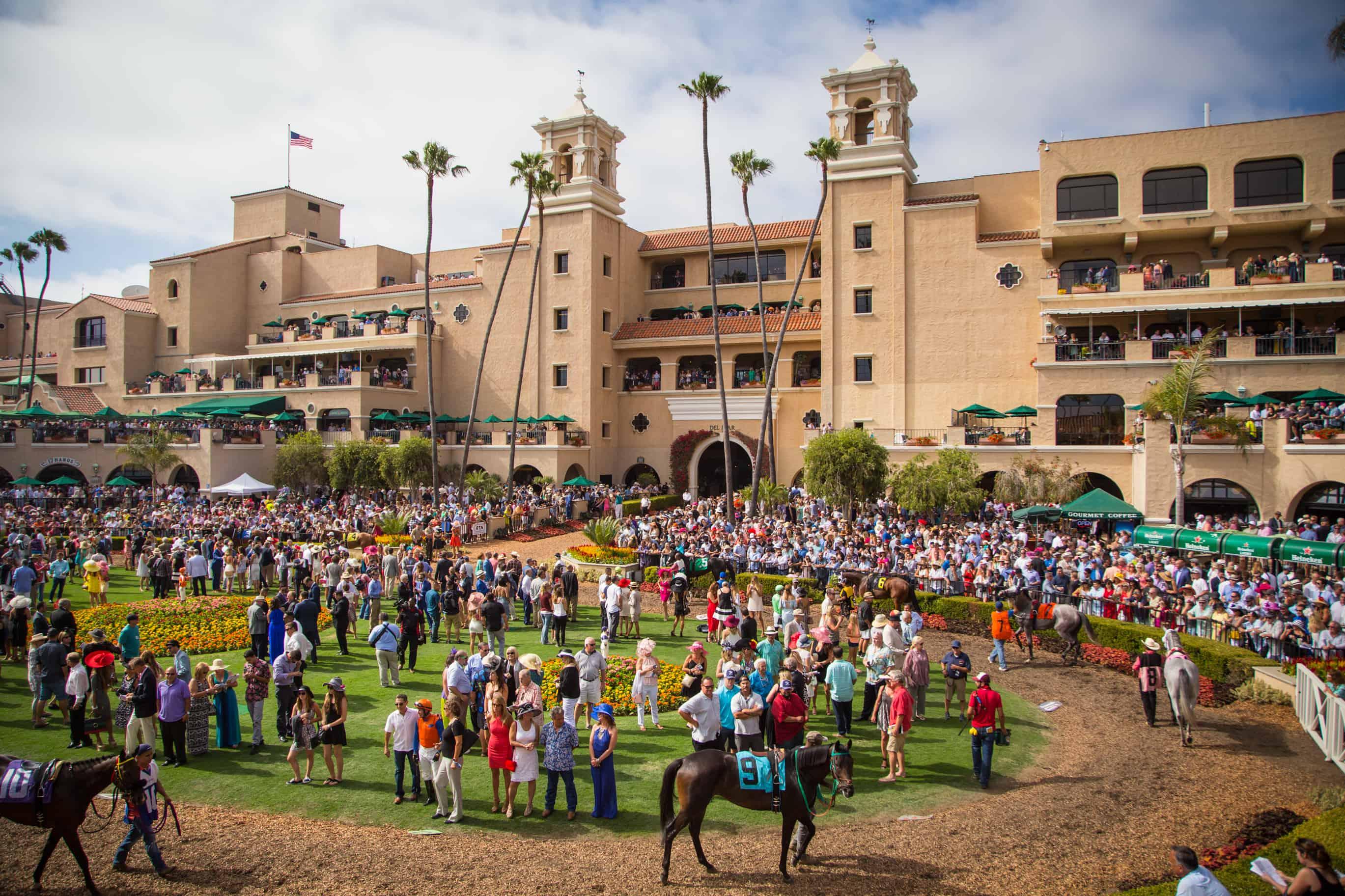 Del Mar Hard Money Lender - Horse Track