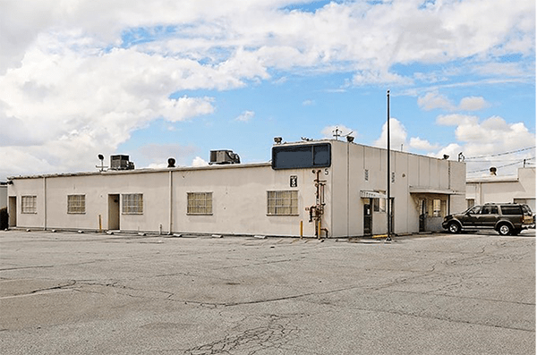 Los Angeles hard money lender - El Monte Warehouse
