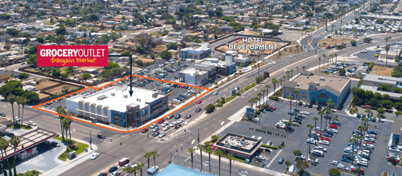 Imperial Beach Hard Money Lender - Breakwater Shopping center